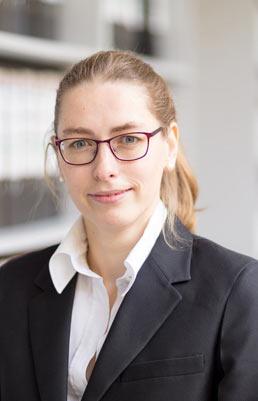 Rechtsanwältin Anne Kopp